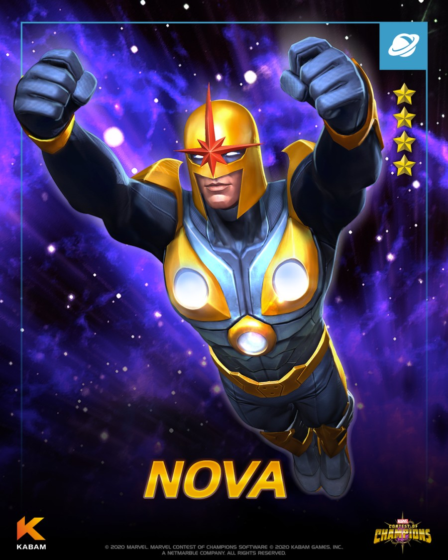 Nova Marvel Contest of Champions