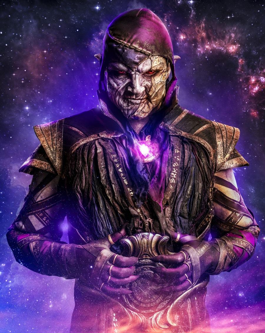 Stargirl Season 2 Nick Tarabay as Eclipso