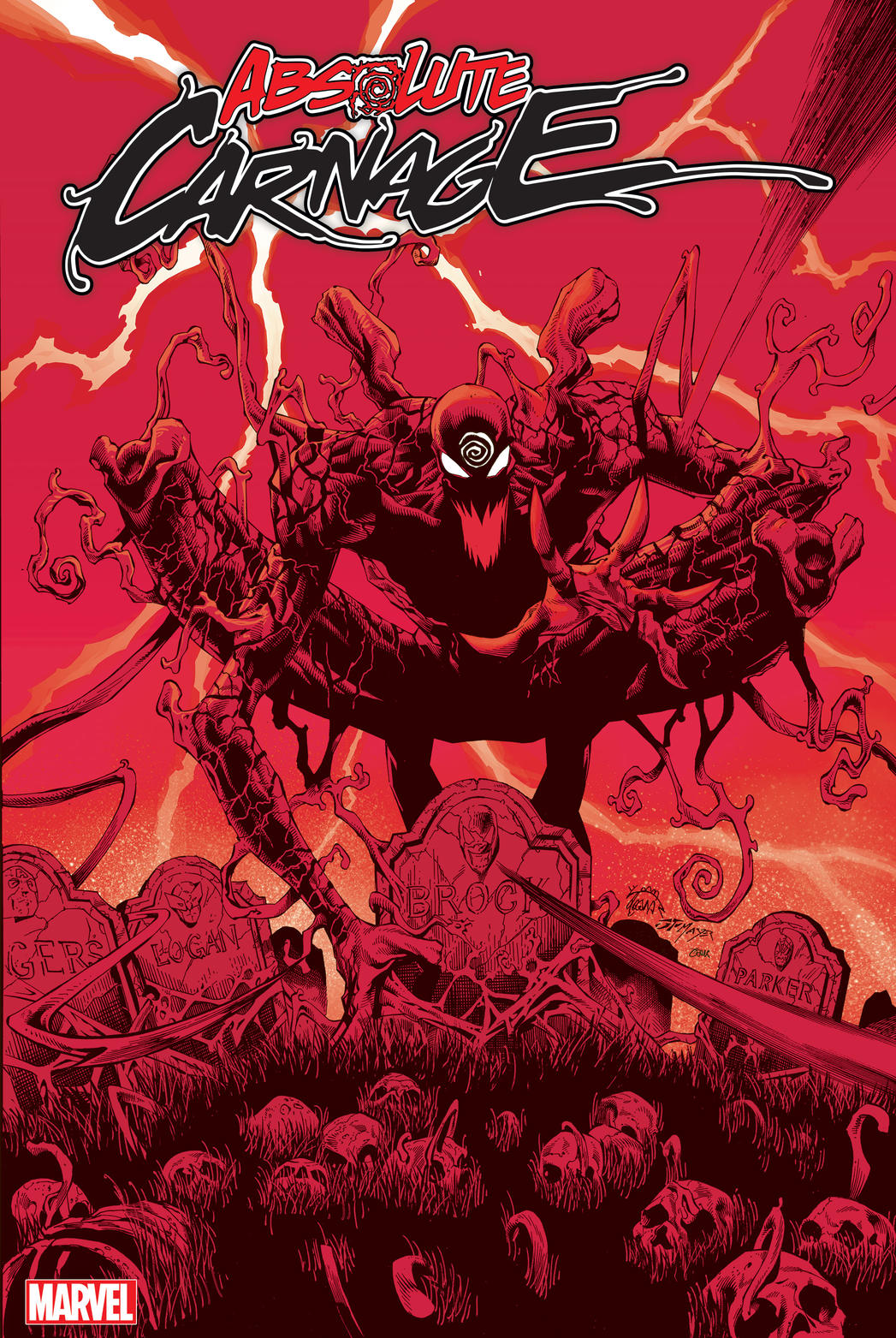 Marvel Comics Absolute Carnage