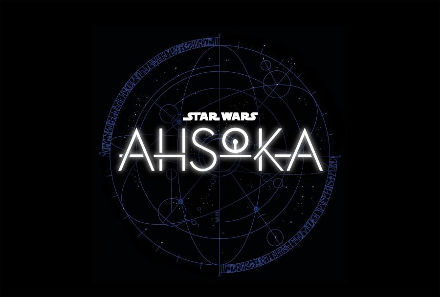 Ahsoka Star Wars logo
