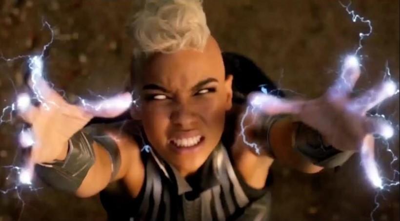 Alexandra Shipp Storm X-Men