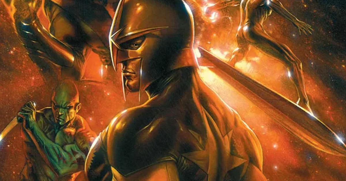 Annihilation Nova Marvel Comics
