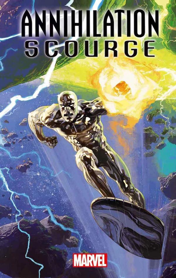 Annihilation Scourge Silver Surfer
