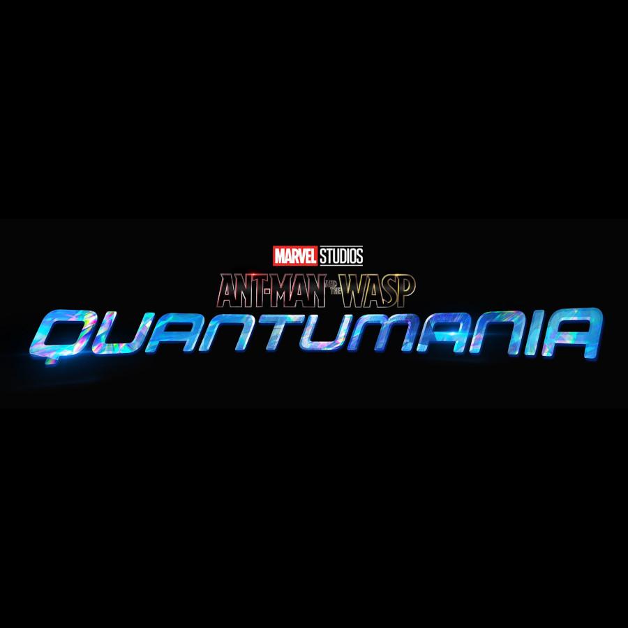 Ant-Man 3 logo
