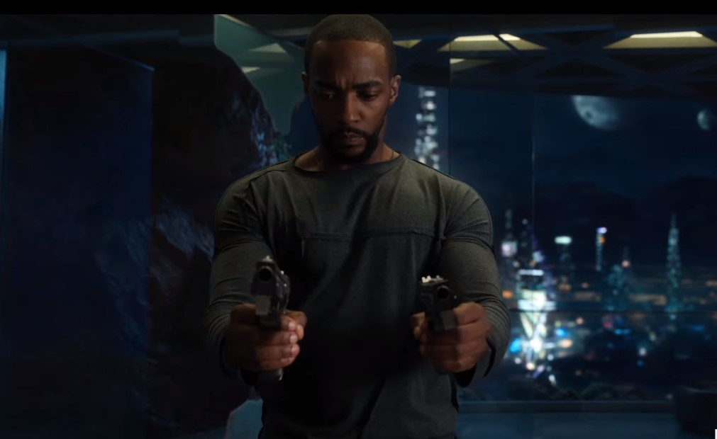 Anthony Mackie Altered Carbon Season 2