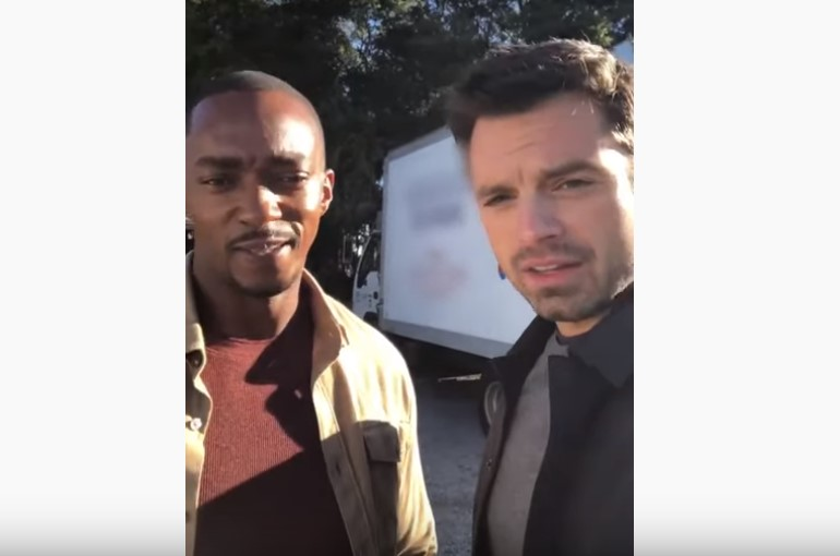 Falcon and Winter Soldier Anthony Mackie Sebastian Stan