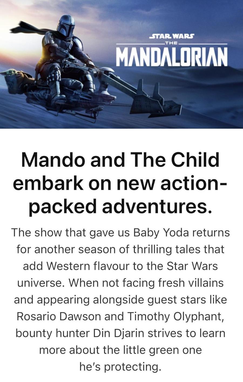 The Mandalorian Season 2 Rosario Dawson Ahsoka Tano