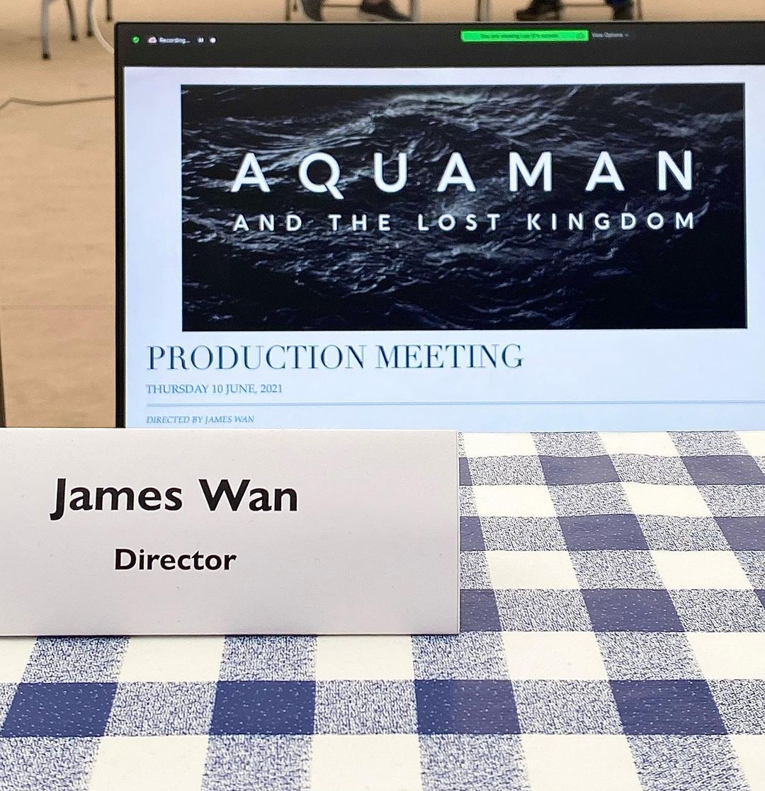 Aquaman 2 and the Lost Kingdom