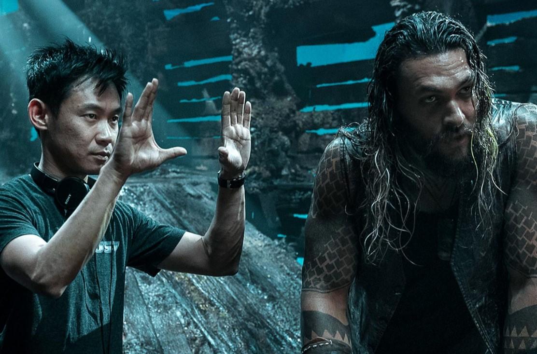 Aquaman James Wan Jason Momoa