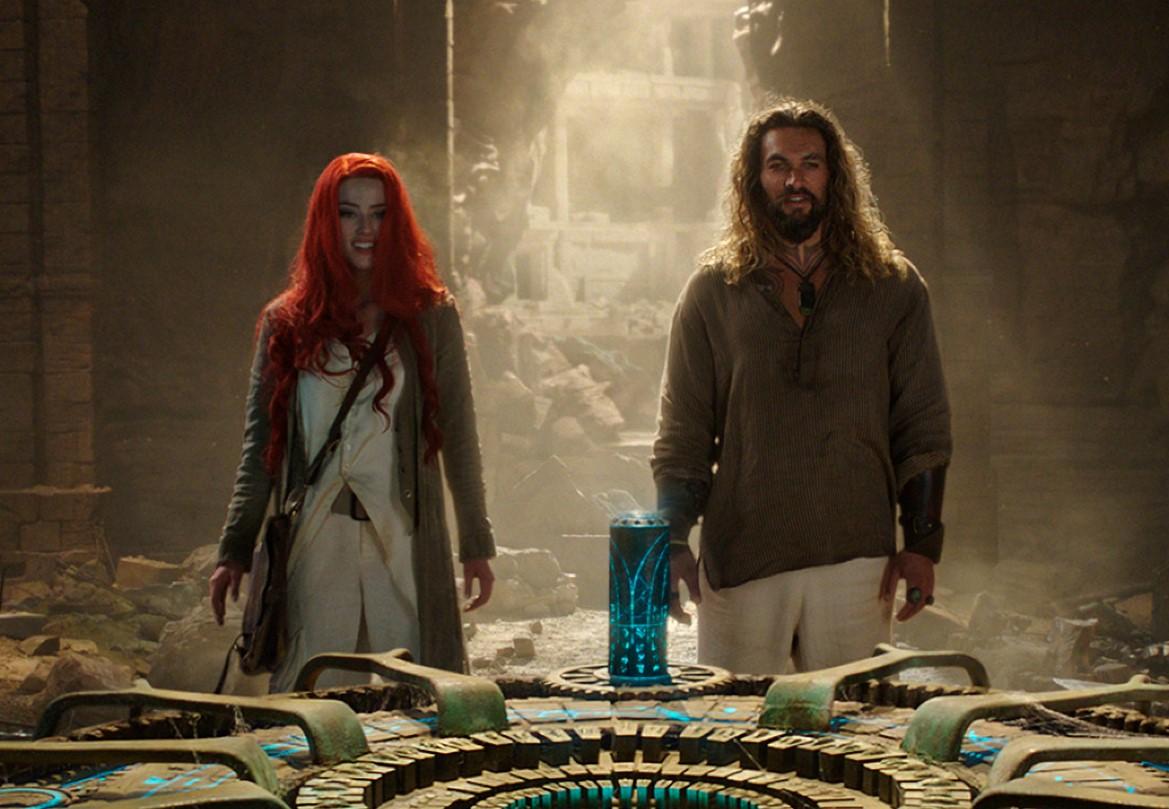 Aquaman billion box office