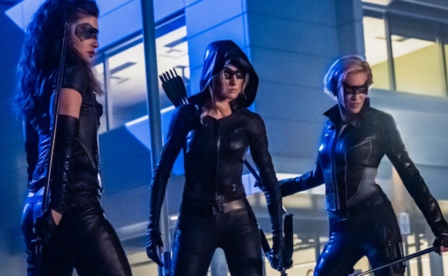 Arrow Canaries spinoff