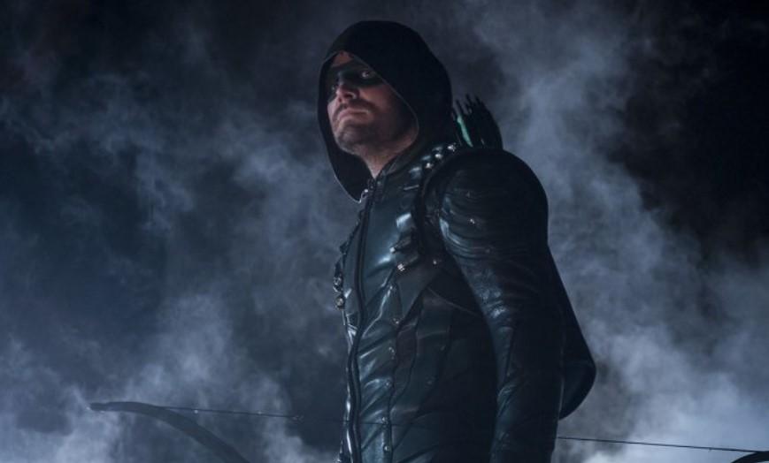 Arrow Canceled Stephen Amell
