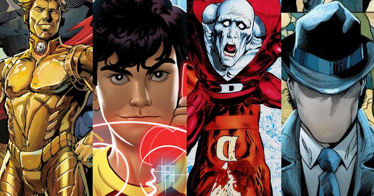 Arrowverse DC shows crisis metal mean dial h for hero deadman question