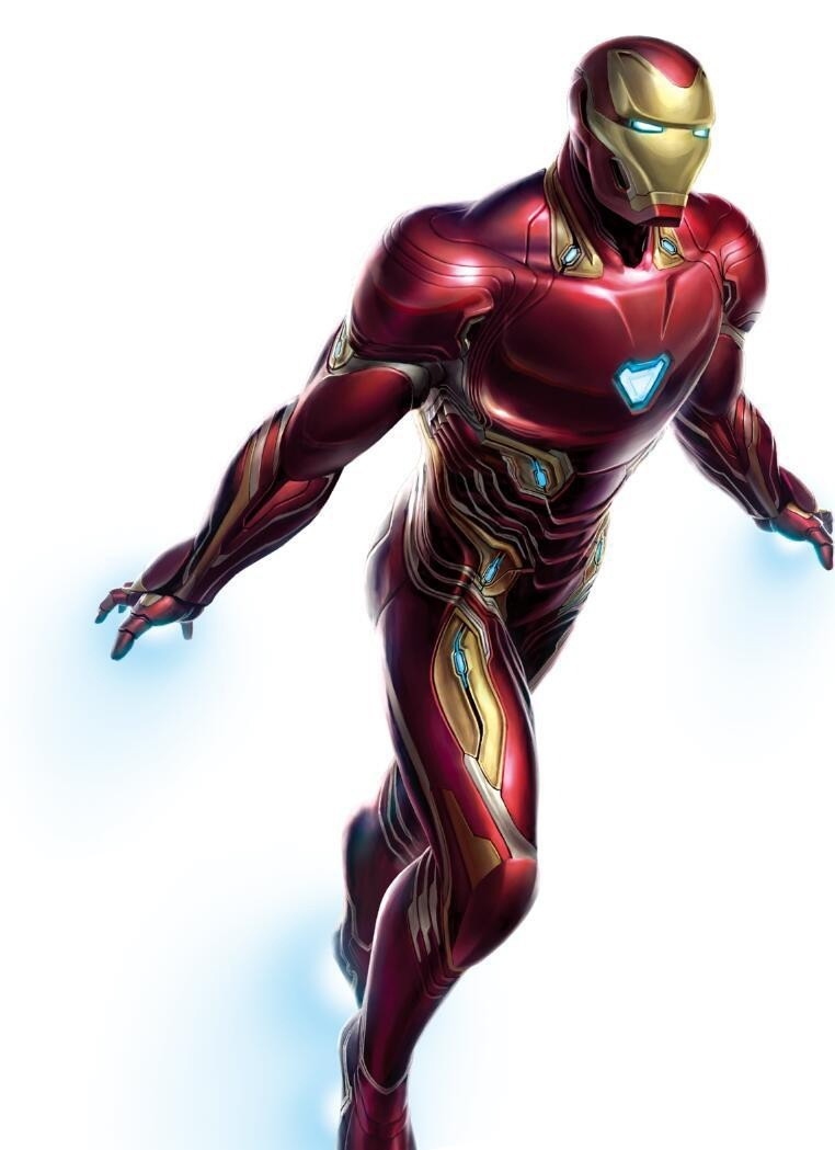The Avengers 4 Iron Man
