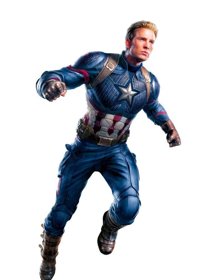 The Avengers 4 Captain America