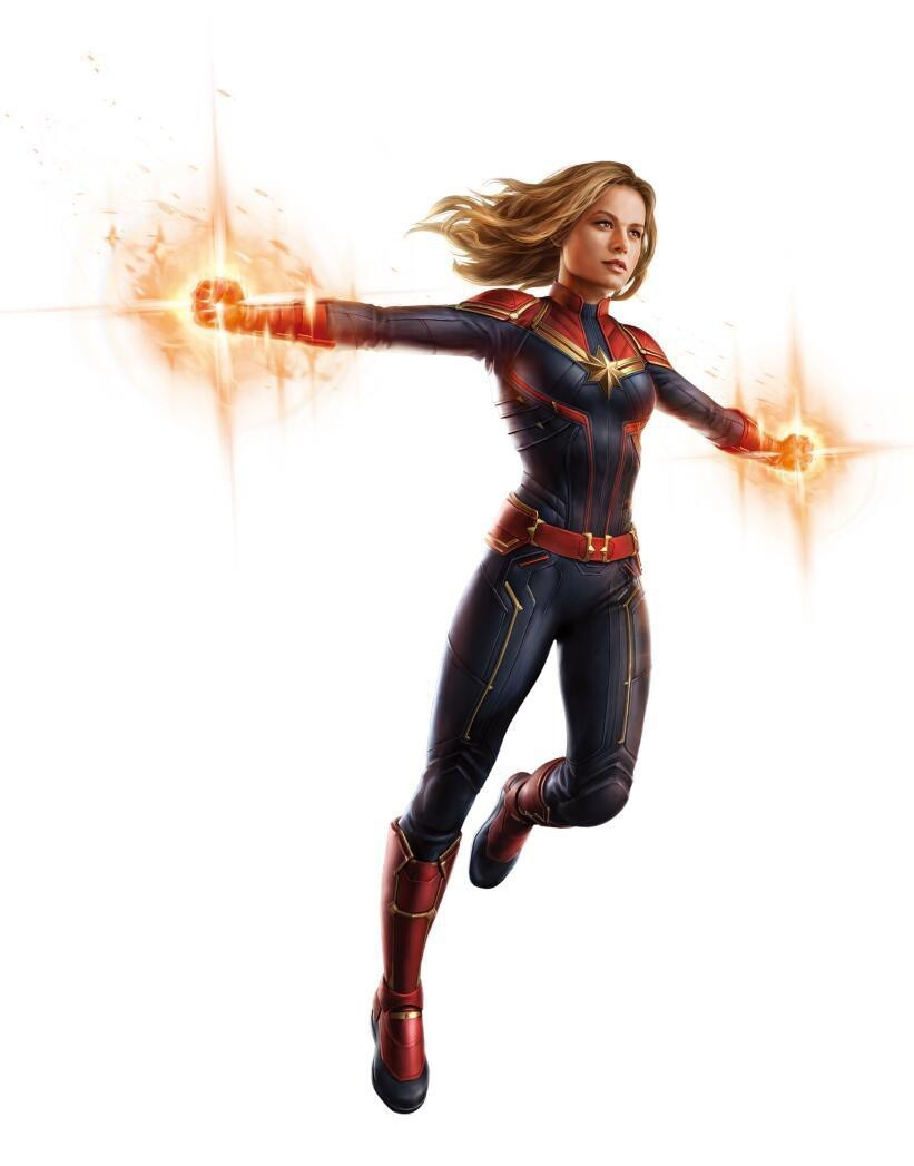 The Avengers 4 Captain Marvel