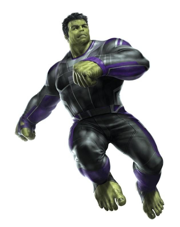 The Avengers 4 Hulk