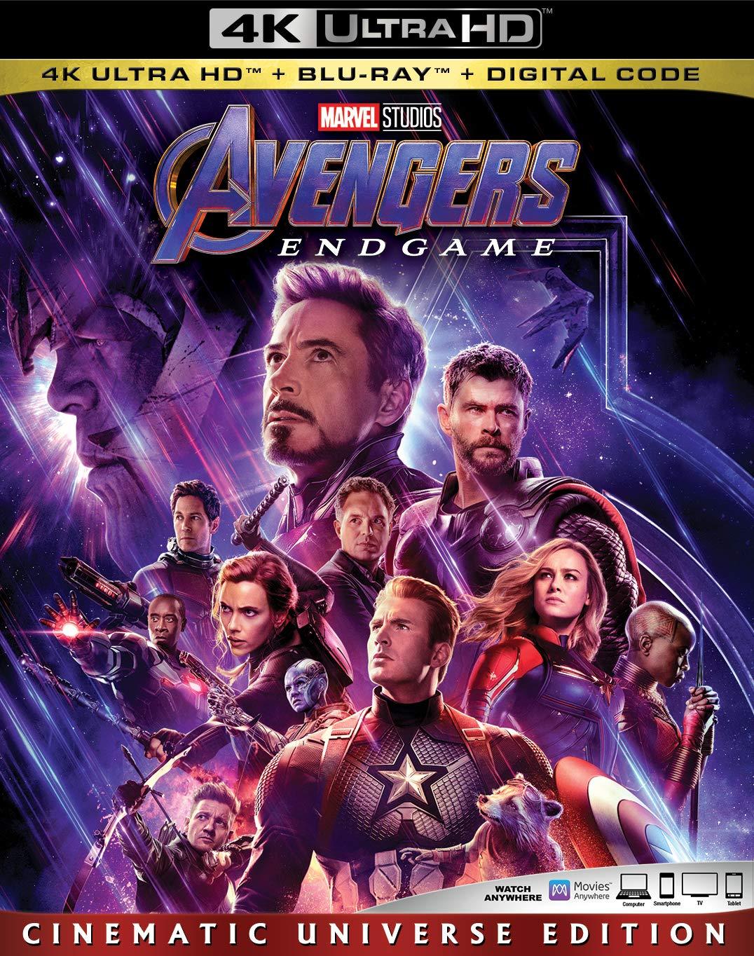 Marvel Studios Avengers Endgame Comic-Con