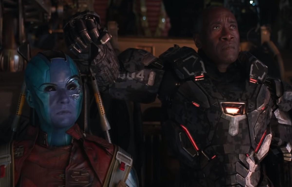 The Avengers Endgame