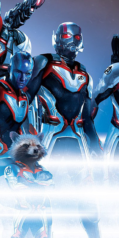 Avengers Endgame costumes