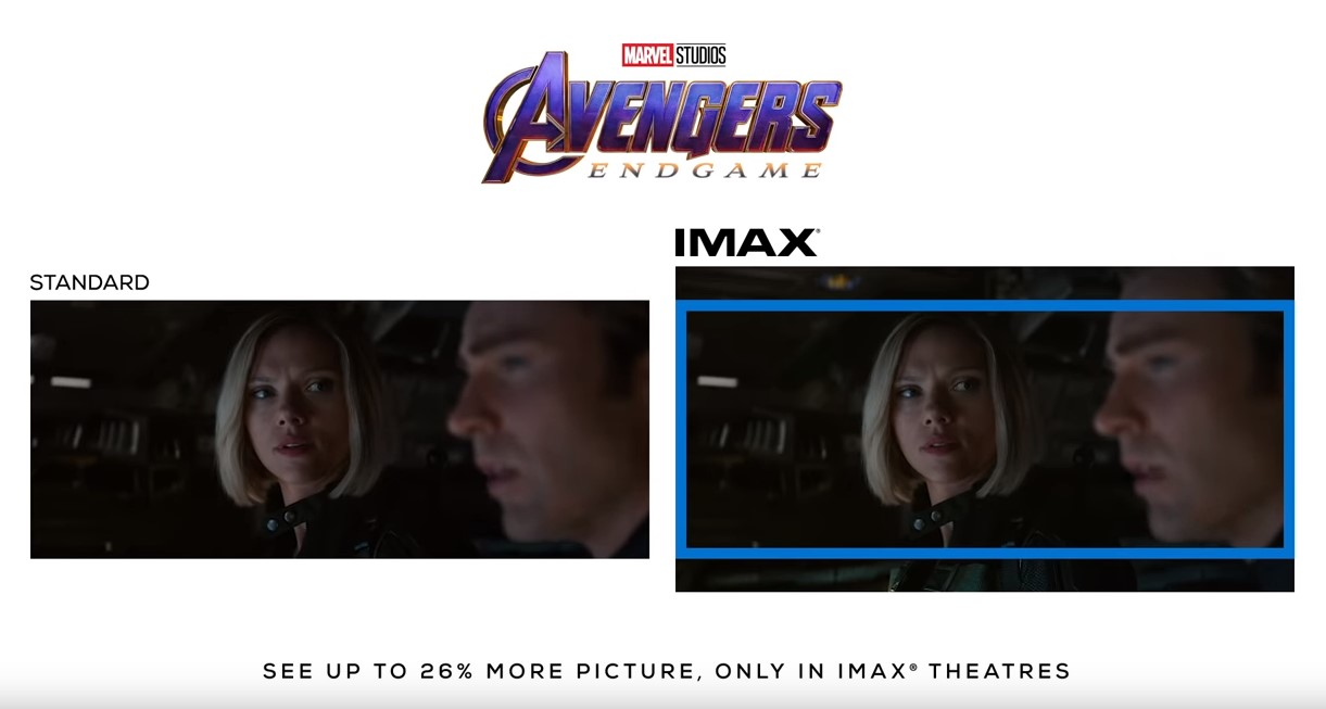 Avengers: Engame IMAX