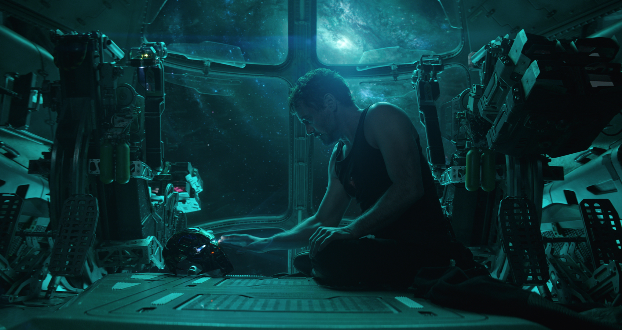 It's 'game on' in the 'Avengers: Endgame' Super Bowl spot