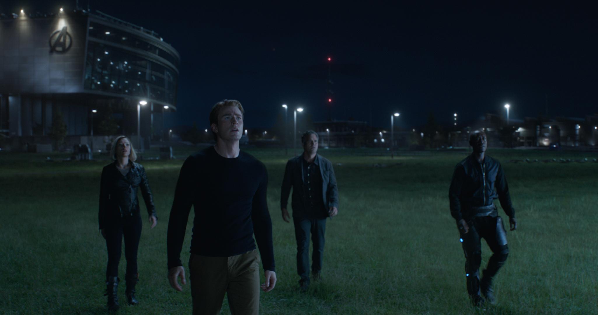 Avengers Endgame Tamil Voice Cast - Gambleh b