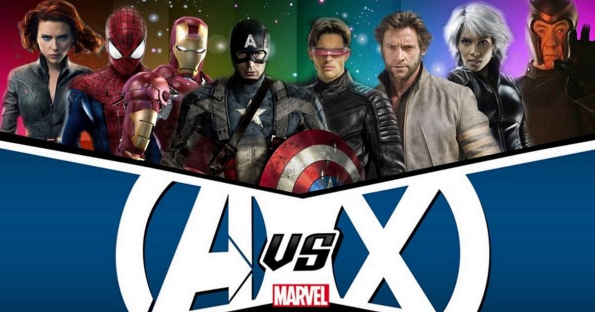 Avengers vs X-Men movie