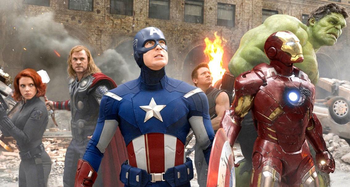 Avengers movie Marvel