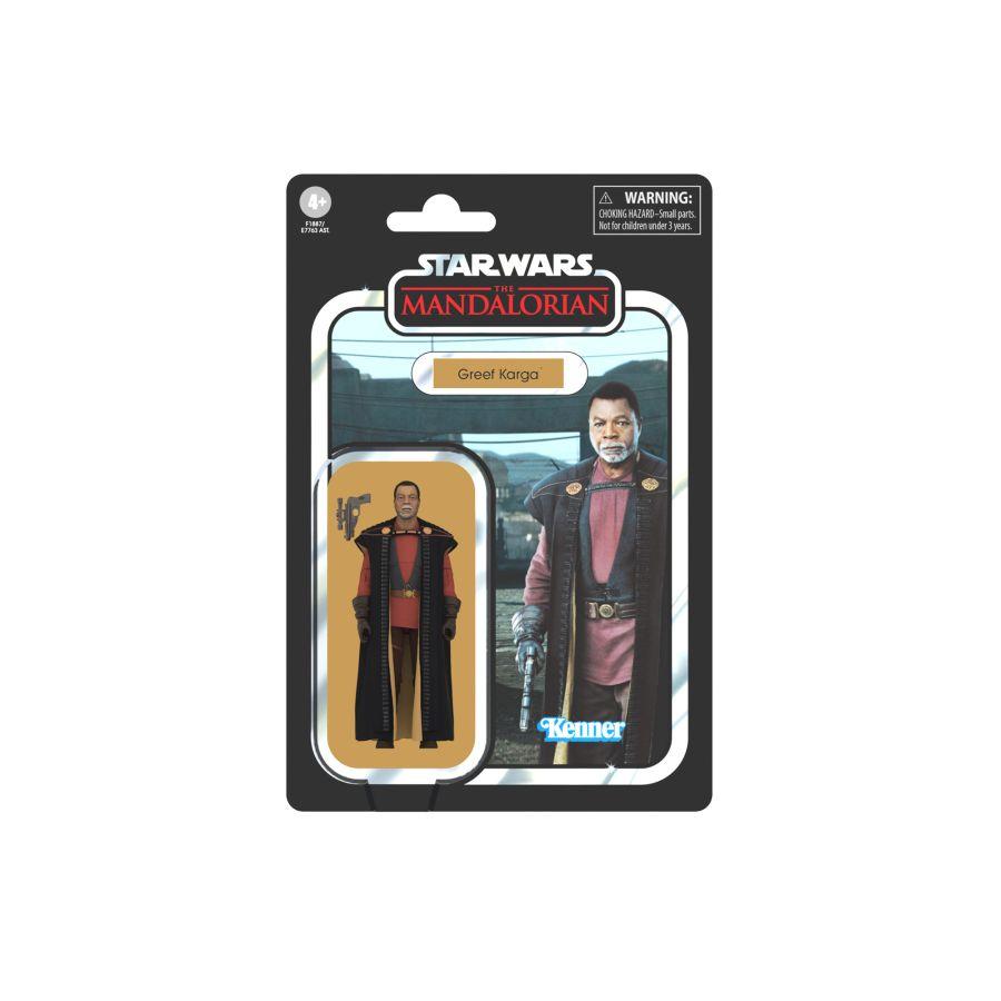 Baby Yoda Greef Karga Hasbro toys