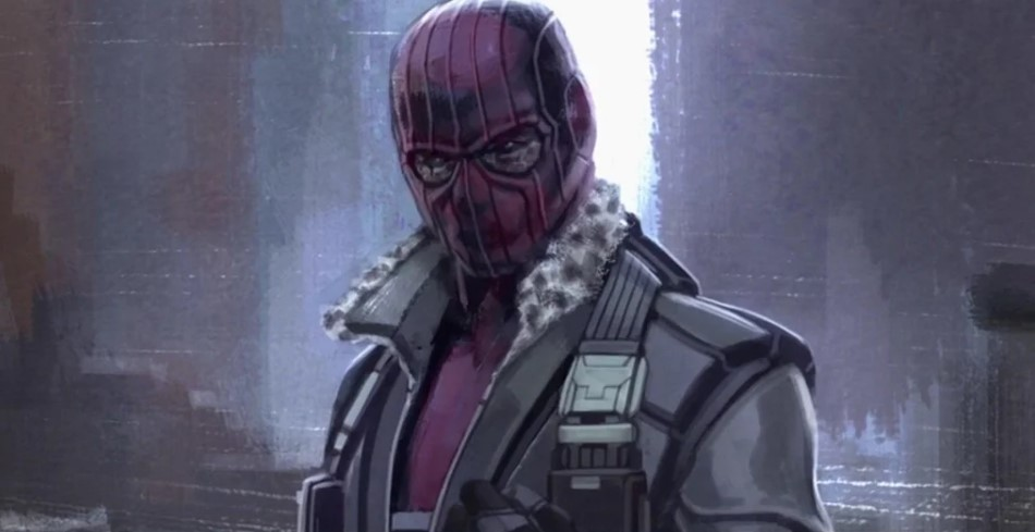 The Falcon and the Winter Soldier Baron Zemo concept art