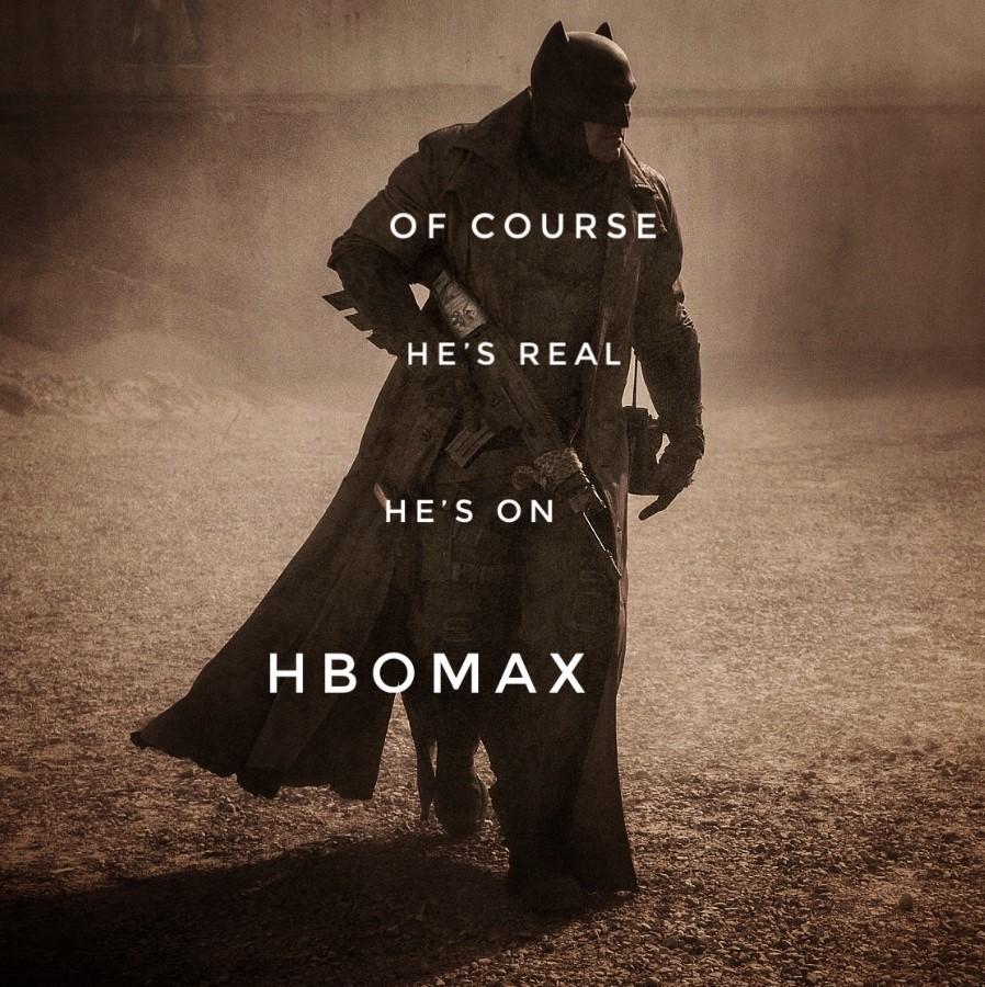 Ben Affleck Batman HBO Max vs Superman Ultimate Edition