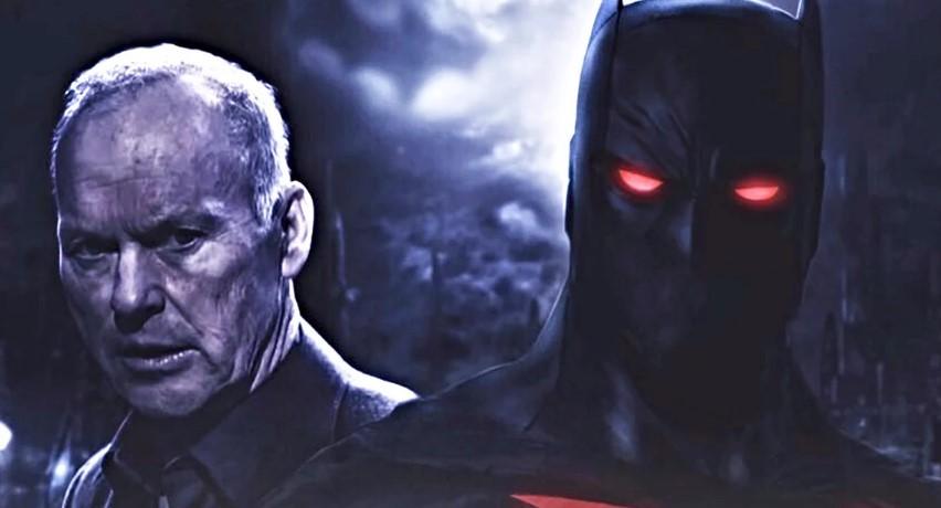 Batman Beyond Michael Keaton