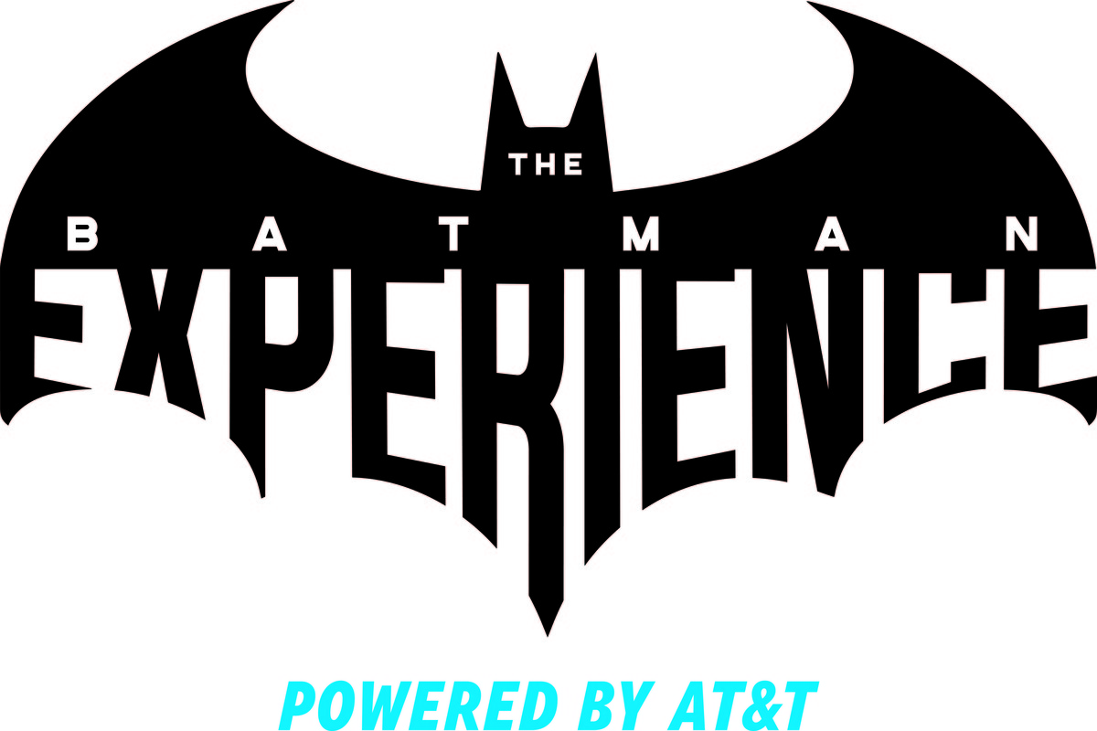 Batman experience comic-con