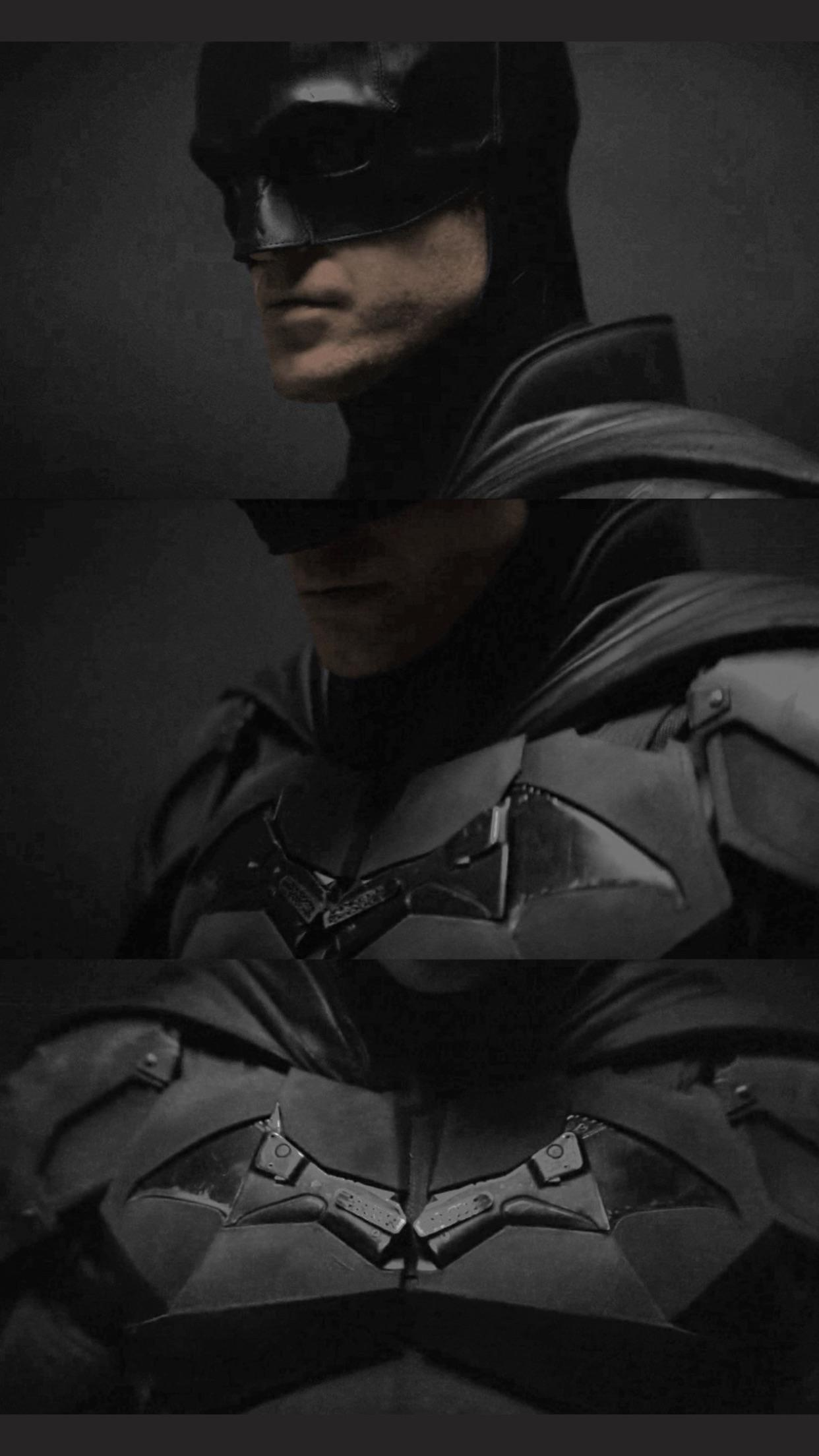 Batman Robert Pattinso Batsuit