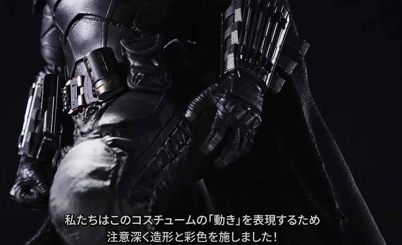 The Batman Robert Pattinson Batsuit statue Prime 1 Studio