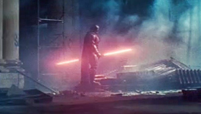 Zack Snyder Star Wars Batman