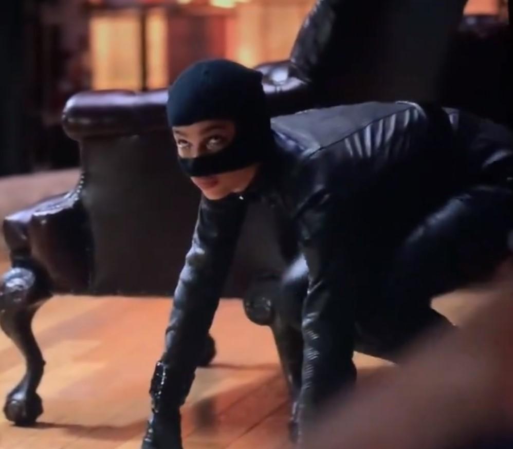 The Batman Zoe Kravitz as Catwoman