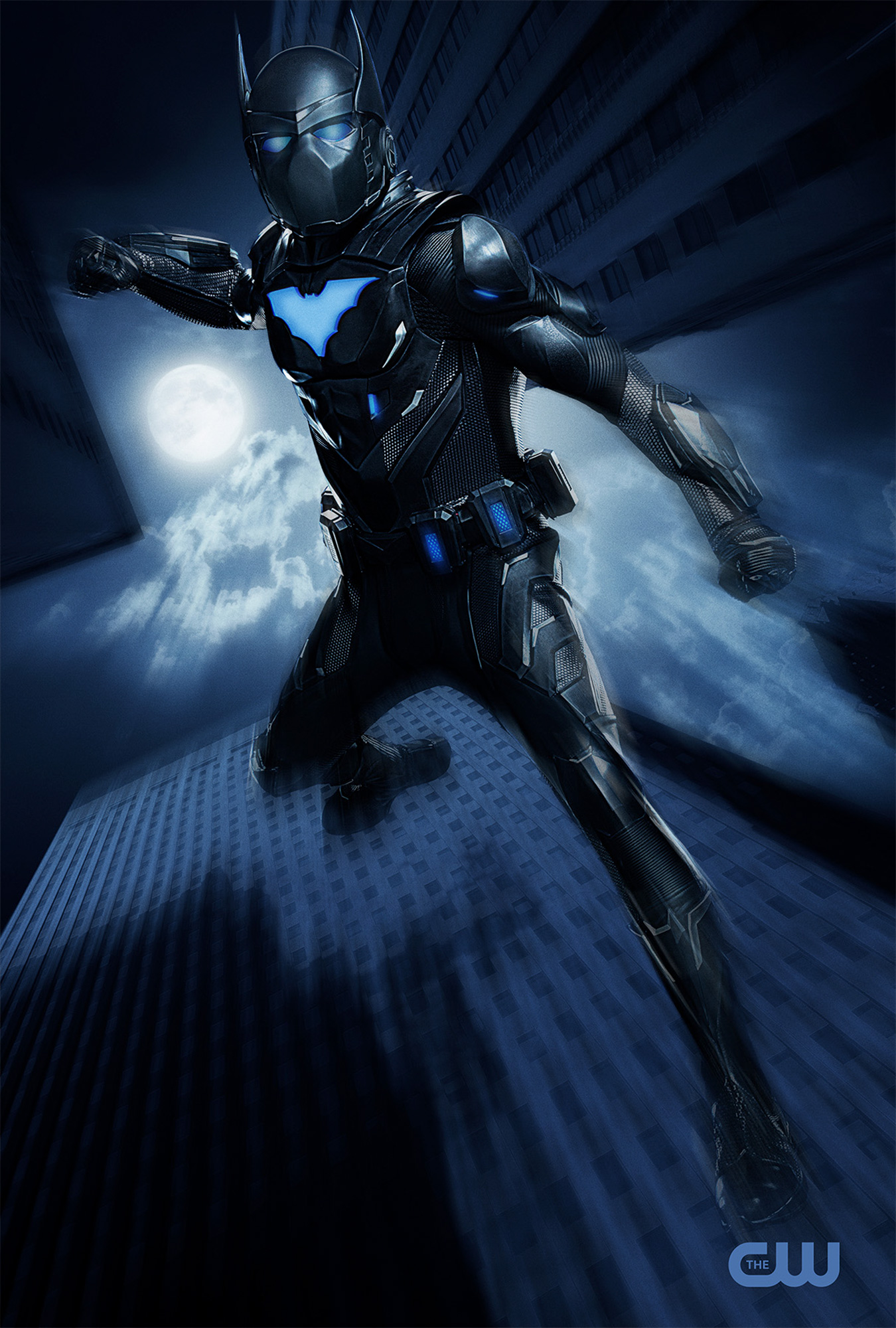 Batwing Batwoman The CW