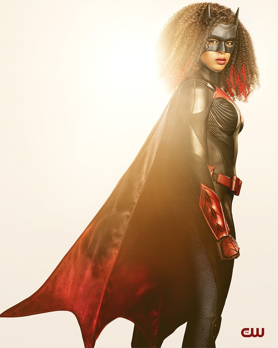 Batwoman Season 2 Javicia Leslie New Suit