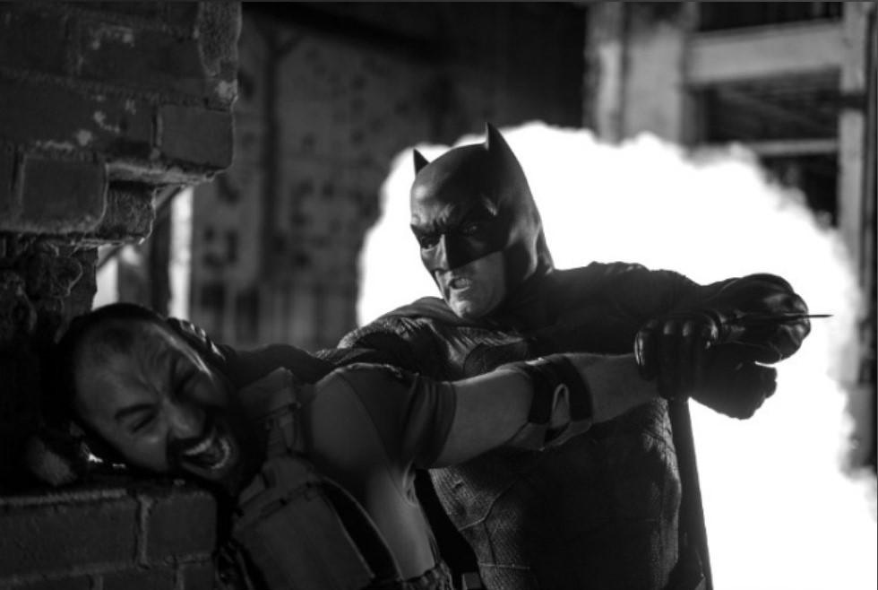 Ben Affleck Batman Snyder Cut