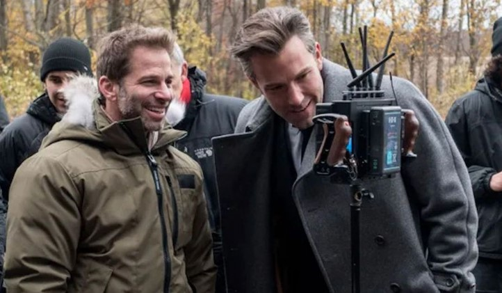 Ben Affleck Batman Zack Snyder