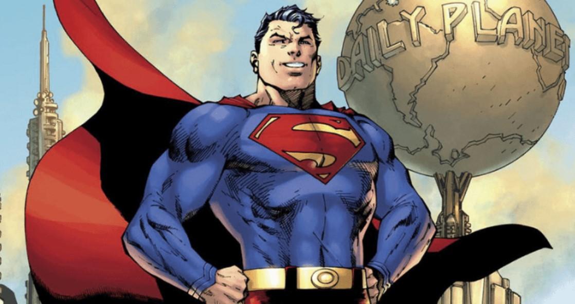 DC Comics Superman Rob Liefeld boring