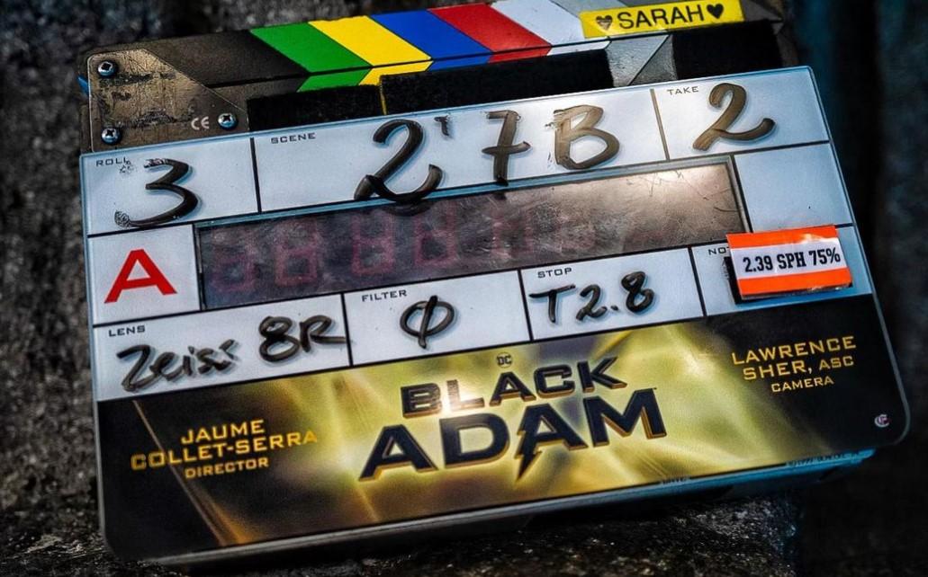 Black Adam movie