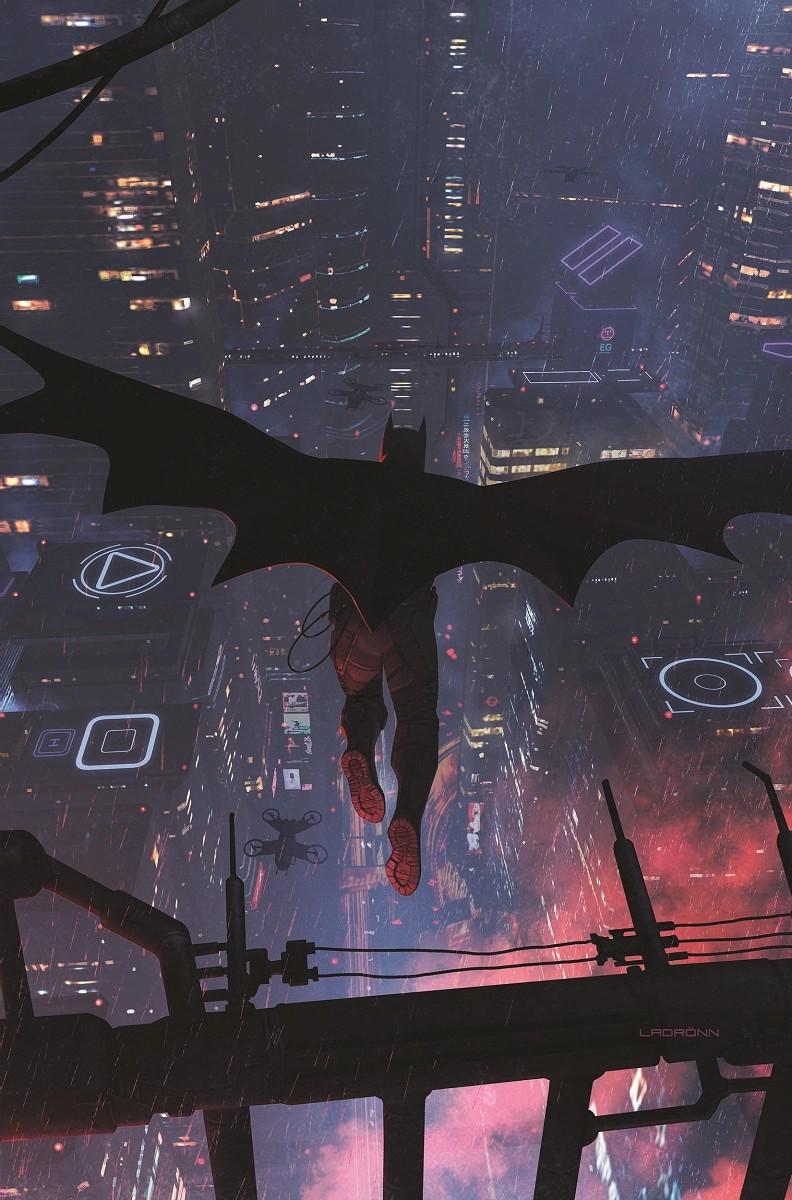 Black Batman John Ridley
