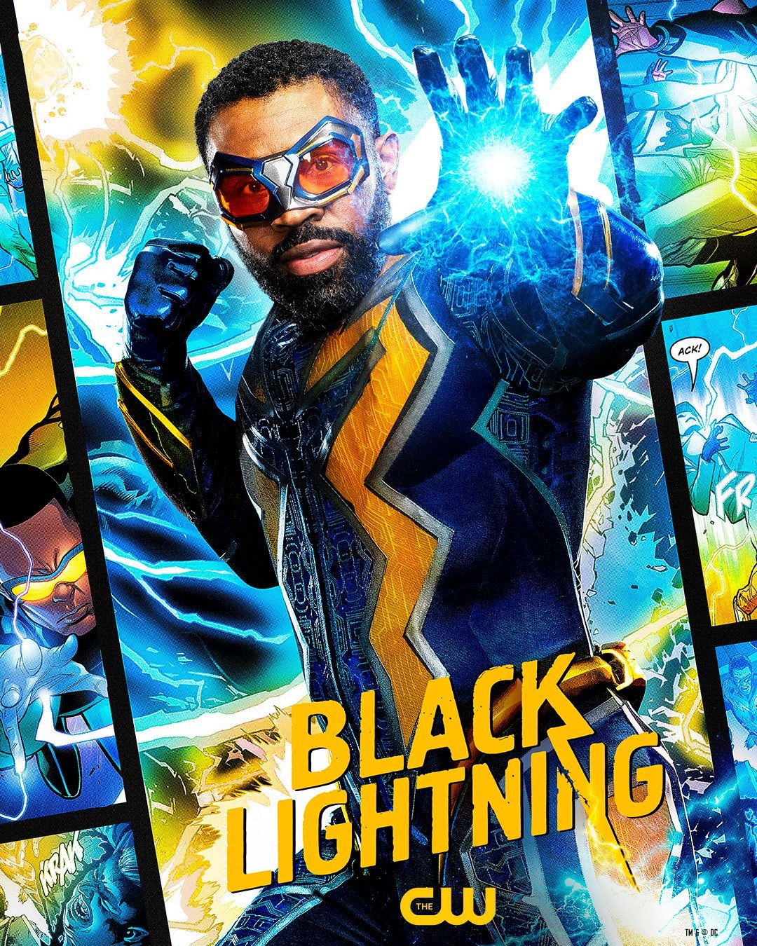 Black Lightning DC FanDome