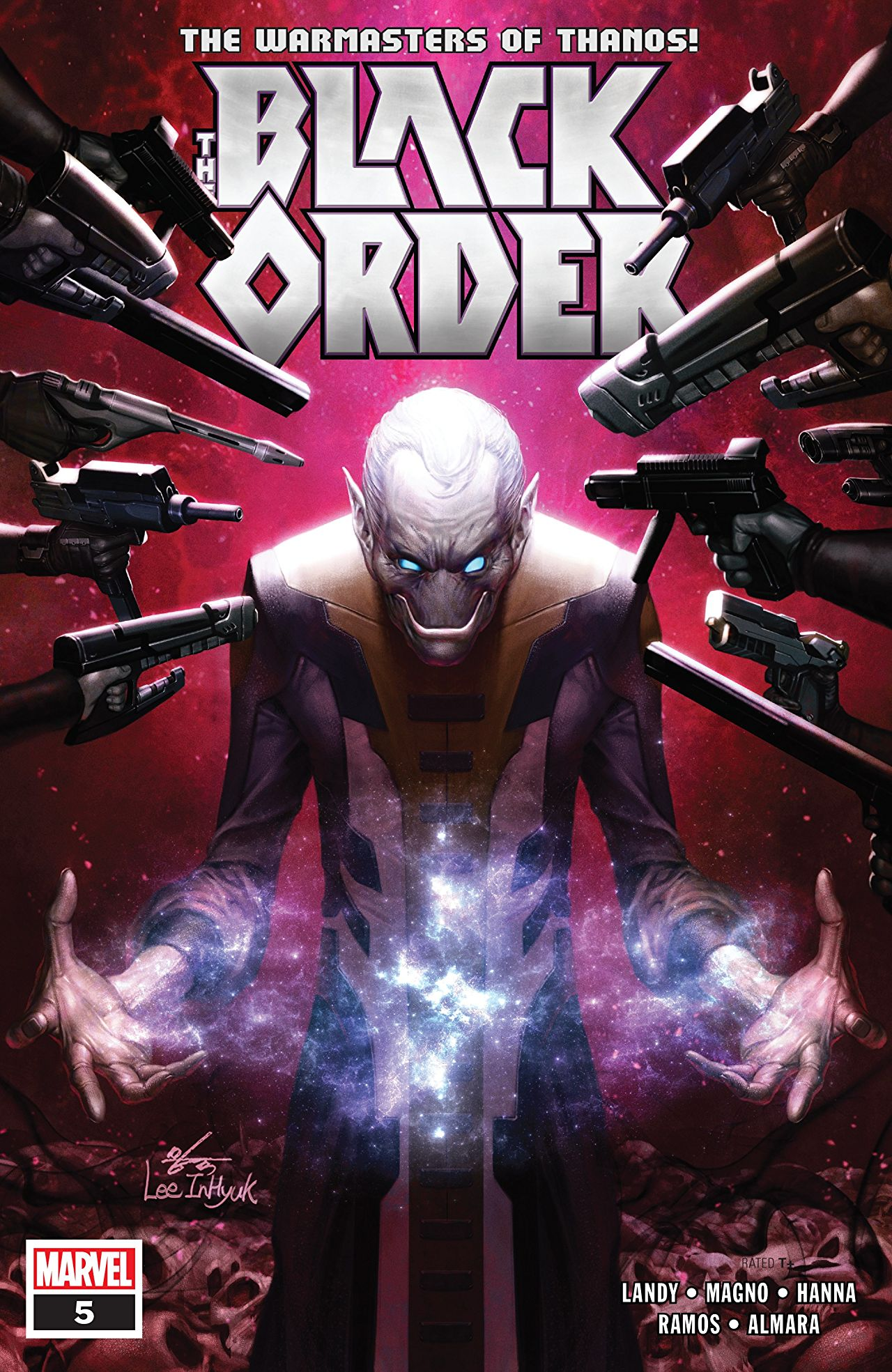 Marvel Black Order 5 Review