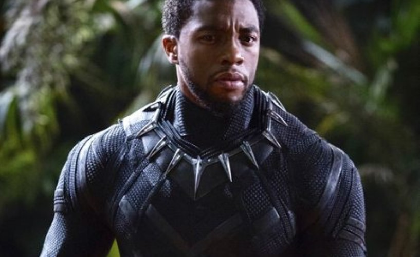 Black Panther Chadwick Boseman Drops Ton Of Weight Worries Fans Cosmic Book News