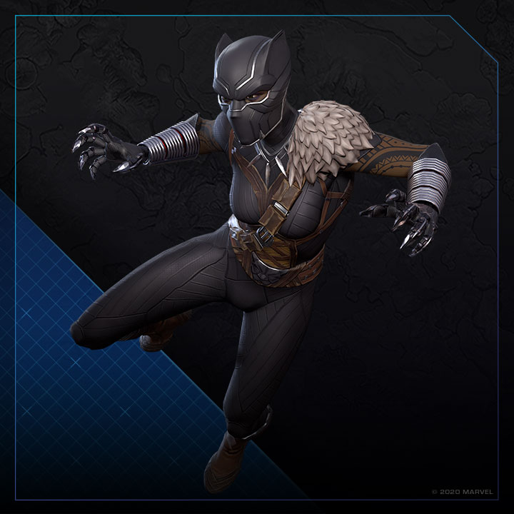 Black Panther Marvel's Contest oF Champions