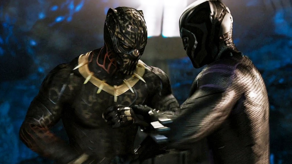 Black Panther Visual Effects